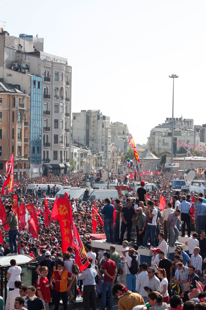 Photo from occupygezi