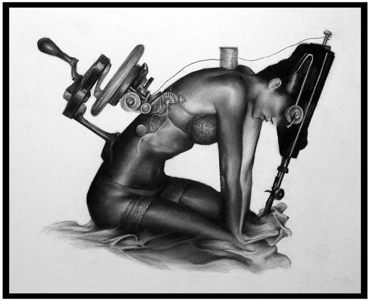 The Sewing Machine is Beautiful by Jeffrey Richter