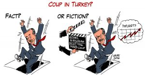 Coup in Turkey - Image: Carlos Latuff