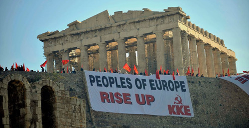 akropolis rise up