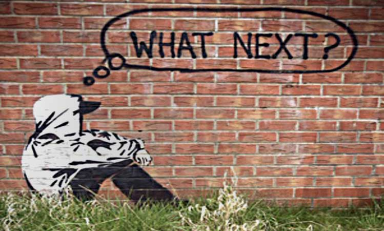 What next